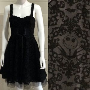 EUC Jack Skellington dress(Disney) Jr S/women XS